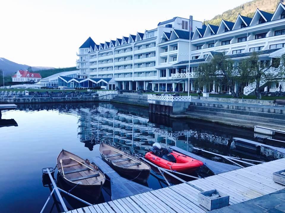 อัลเลนแวงโฮเต็ล (Ullensvang Hotel)