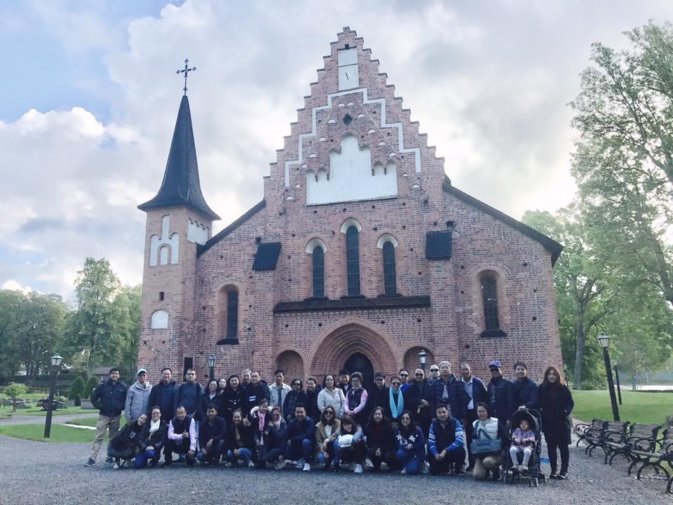 scandinavia trip